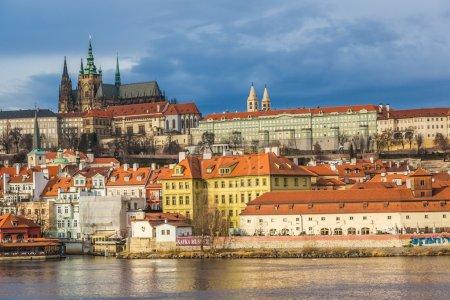 Prague gothic Castle