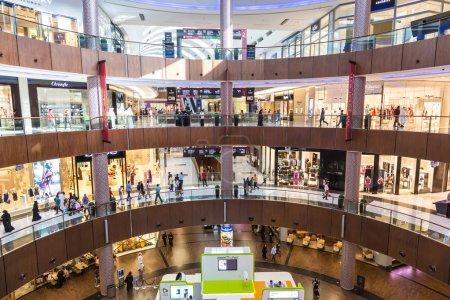 Interior View of Dubai Mall