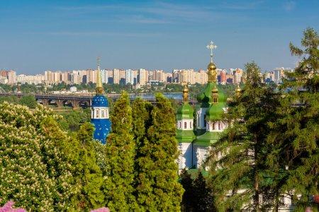 панорама города Киев, Украина