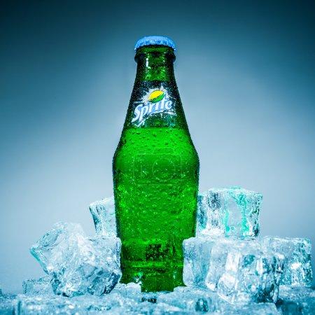 Bottle Soft drink Sprite