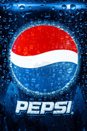 Can of Pepsi cola