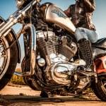 Постер, плакат: Harley Davidson Sportster 883