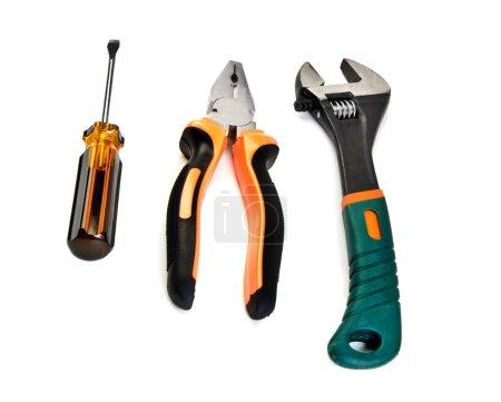 set of work tools