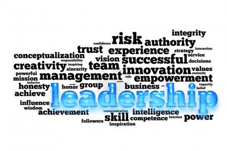 Photo pour Concept de leadership - image libre de droit