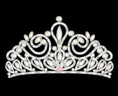 Tiara crown women