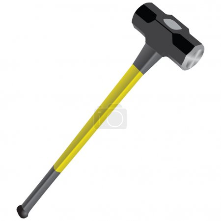 Roughneck sledge hammers