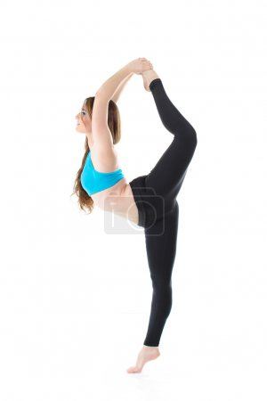 Professional performance of gymnastic exercise