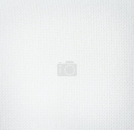 texture de tissu blanc
