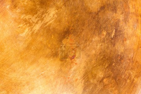 Grungy copper texture background