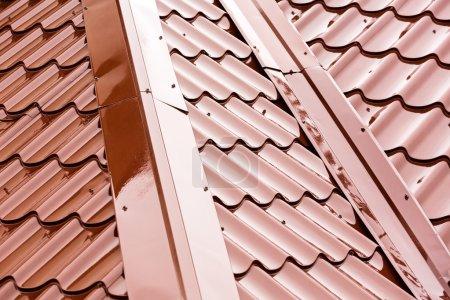 nouveau toit métallique