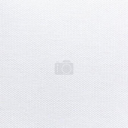 Photo pour Texture de tissu blanc pour fond - image libre de droit