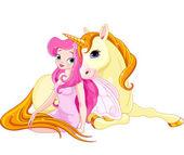 Fairy and Unicorn