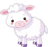 Farm animals Lamb