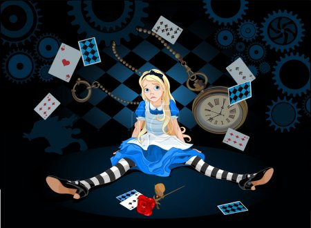 Confused Alice