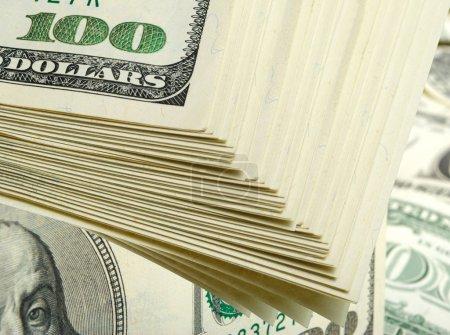 Photo pour États-Unis Dollars comme une question d'investissement . - image libre de droit