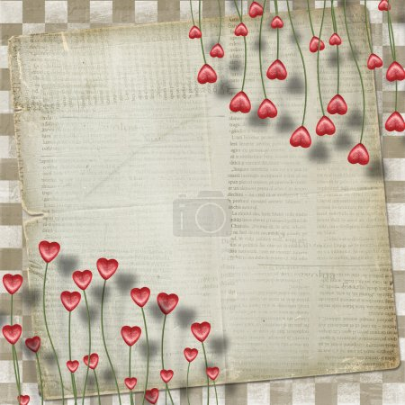Greeting Card to St. Valentine