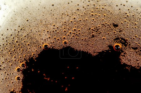 Fizzy Soft Drink with Bubbles