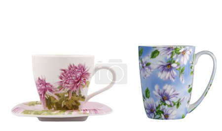 Photo for Two tea cup - Royalty Free Image