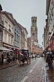 Brugge city in Belgium