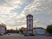 The Water tower in Vologda