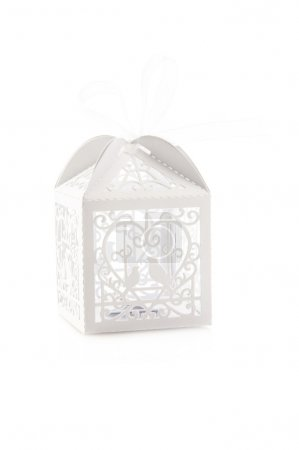 Decorative present box