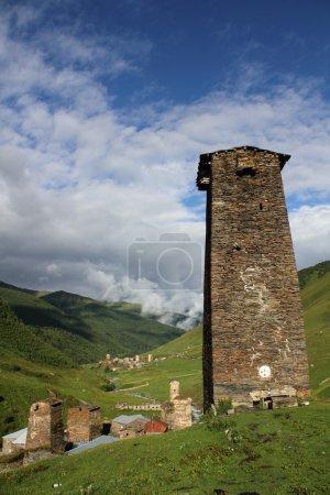 Svanetian towers