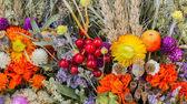 """Постер, картина, фотообои """"Природные букет цветы фон"""""""
