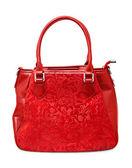 červené kabelce