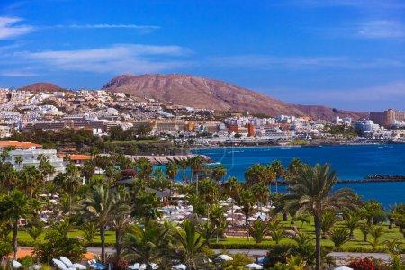 Beach in Tenerife island - Canary