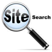 Web サイト検索のアイコン