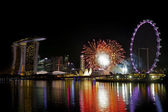 Singapore Fireworks