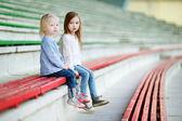 Sestry na stadionu