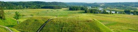 Lithuanian historic capital Kernave