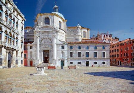 Church San Geremia in Venice, Italy