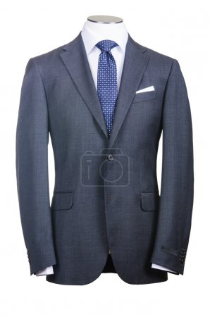 Photo for Formal suit in fashion concept - Royalty Free Image