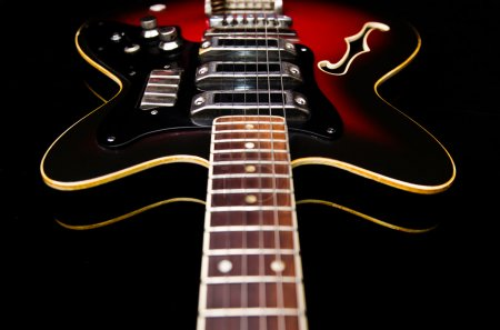Photo for Close up of music guitar - Royalty Free Image