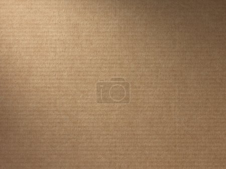 Photo for Corrugated cardboard as a background - Royalty Free Image