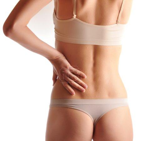 Pain in waist