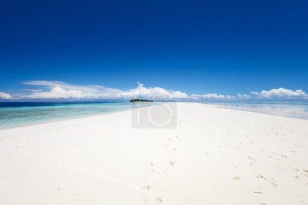 Tropical island