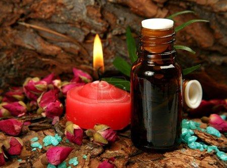 Photo pour Aromathérapie, spa, massage - image libre de droit