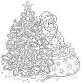 Mikulášské a vánoční stromeček
