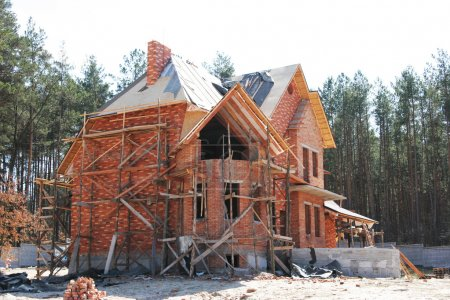 Photo for House building - Royalty Free Image