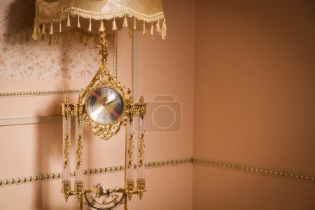 Photo for Luxurious interior in the vintage style - Royalty Free Image
