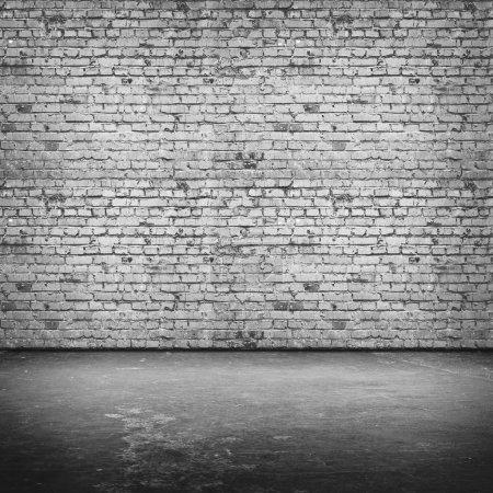 Grey bricks wall