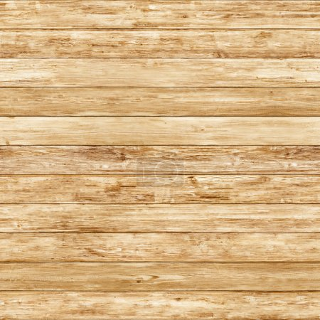 Photo for Seamless bright yellow wood texture - Royalty Free Image