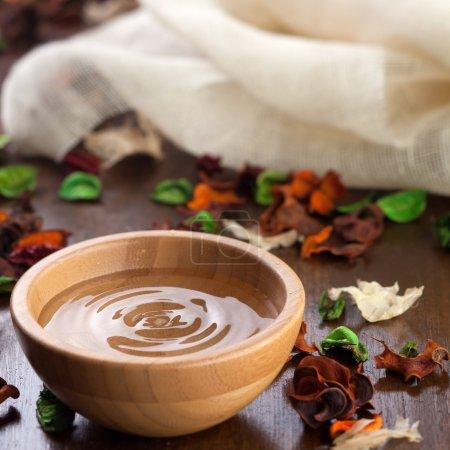 Photo pour Oil.aromatherapy essentiel Spa - image libre de droit