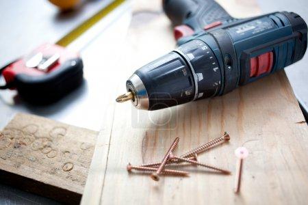 Diy tools concept