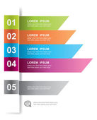 Modernes Design-Element-Vorlage