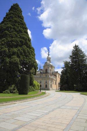 Magnificent castle complex
