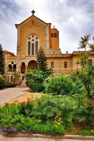 Ancient convent